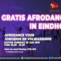 Afrodance for Juniors and Adults